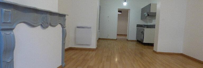 Location Appartement 2 pièces à Hesdin