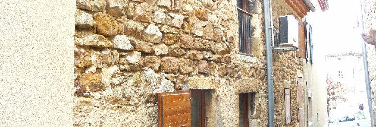 Location Maison 3 pièces à Saint-Georges-les-Bains