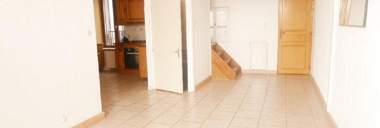 Location Appartement 4 pièces à Le Pouzin