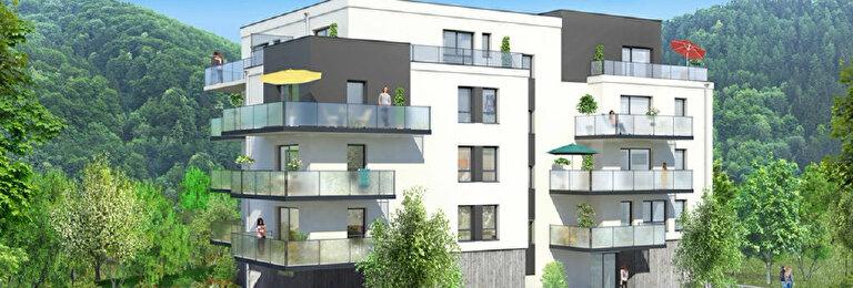 Achat Appartement 2 pièces à Thann