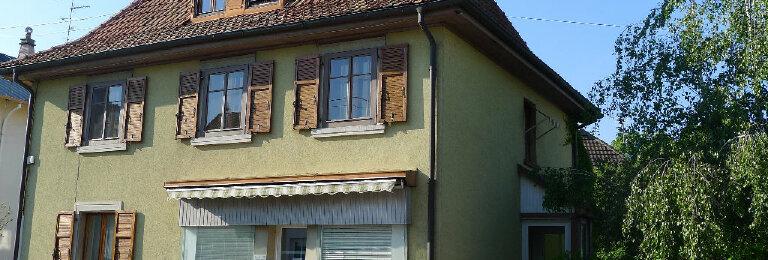 Achat Maison 11 pièces à Lutterbach