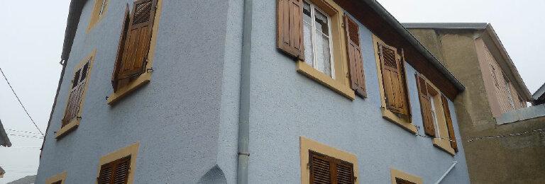 Achat Maison 6 pièces à Bitschwiller-lès-Thann