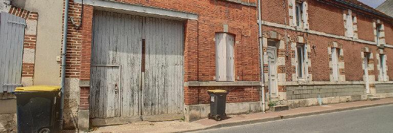Achat Maison 3 pièces à Ligny-le-Ribault