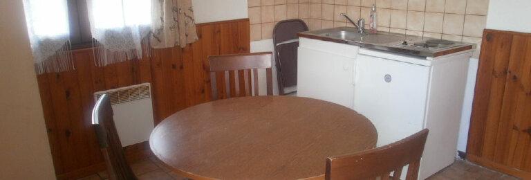 Location Appartement 1 pièce à Vouzon
