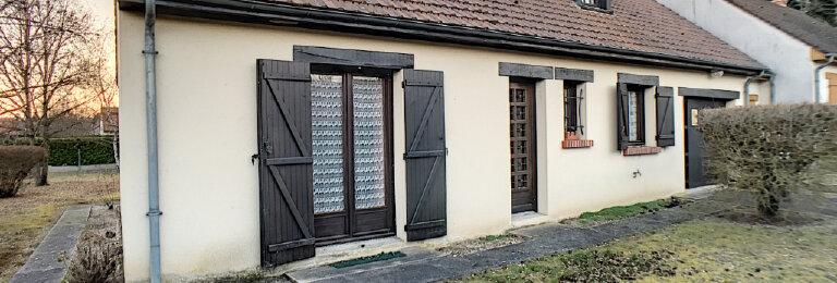 Achat Maison 4 pièces à Vouzon