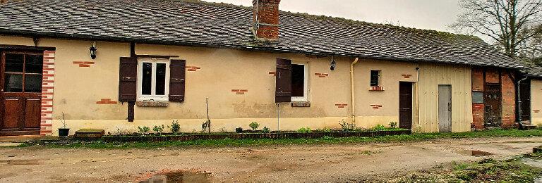 Achat Maison 2 pièces à Nouan-le-Fuzelier