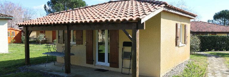 Achat Maison 3 pièces à Vallon-Pont-d'Arc