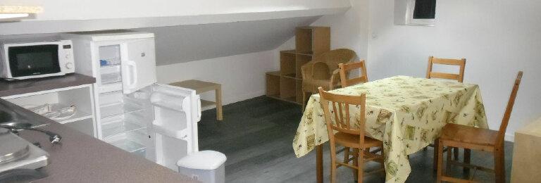 Location Appartement 1 pièce à Villeurbanne