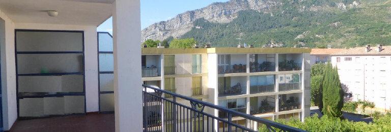 Achat Appartement 5 pièces à Sisteron