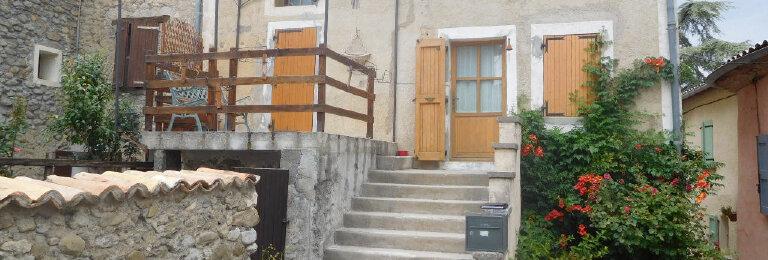 Achat Maison 3 pièces à Ventavon