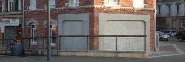 Location Local commercial  à Saint-Quentin