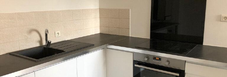 Location Appartement 3 pièces à Tergnier