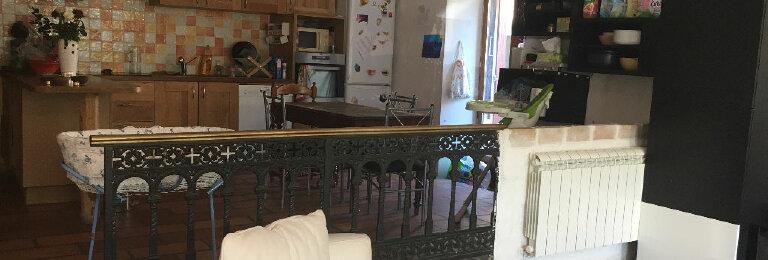 Location Appartement 4 pièces à Saint-Nicolas-de-Macherin