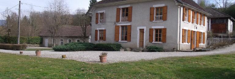 Achat Maison 10 pièces à Saint-Geoire-en-Valdaine