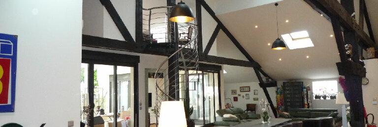 Stunning loft saint maur pictures for Appartement a vendre st maur des fosses