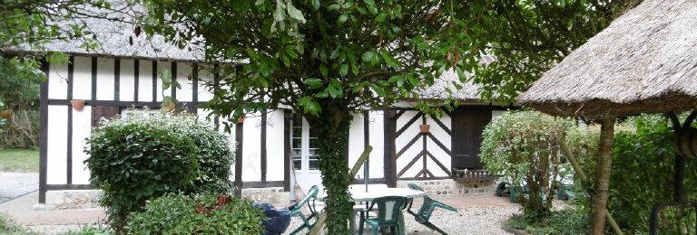 Achat Maison 4 pièces à Berville-sur-Mer