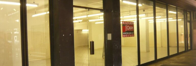 Location Local commercial  à Valbonne