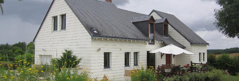 Achat Maison 7 pièces à Neuville-sur-Brenne