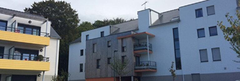 Location Appartement 3 pièces à Guidel
