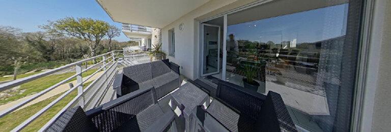 Location Appartement 2 pièces à Larmor-Plage