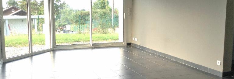 Location Appartement 3 pièces à Messery