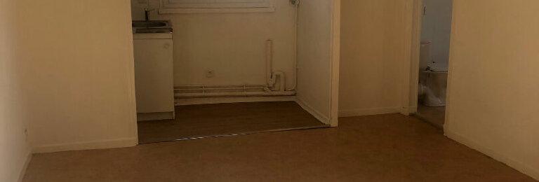 Location Appartement 1 pièce à Mont-de-Marsan