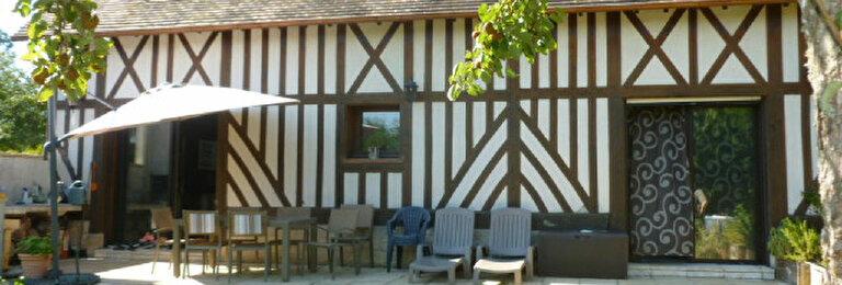 Achat Maison 5 pièces à Le Breuil-en-Auge