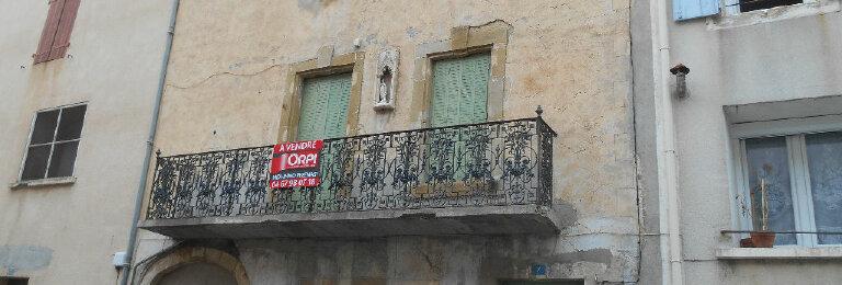 Achat Maison 6 pièces à Gabian