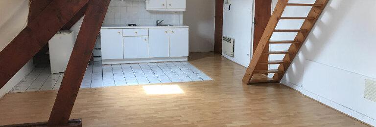 Location Appartement 2 pièces à Boulogne-sur-Mer