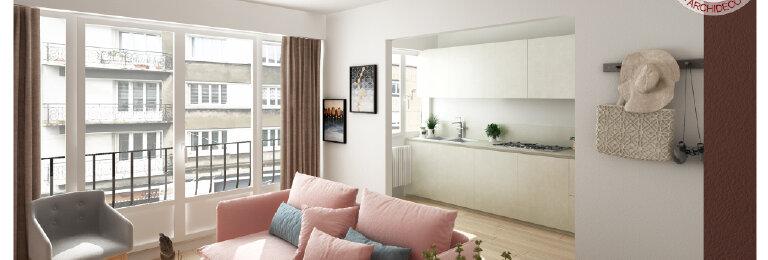 Achat Appartement 2 pièces à Boulogne-sur-Mer