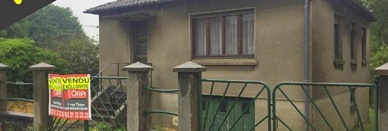 Achat Maison 4 pièces à Saint-Étienne-au-Mont