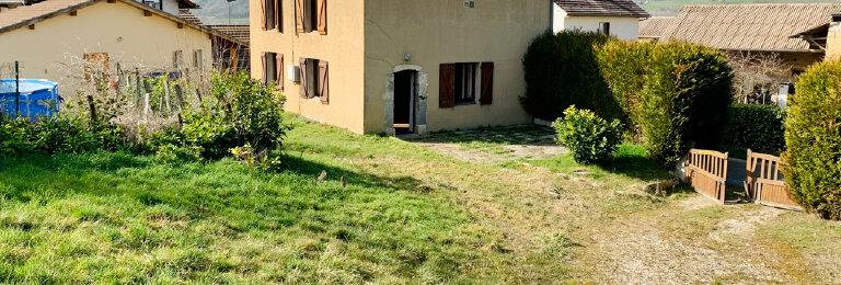 Achat Maison 4 pièces à Chassignieu