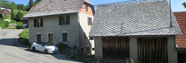 Achat Maison 4 pièces à Saint-Christophe-sur-Guiers