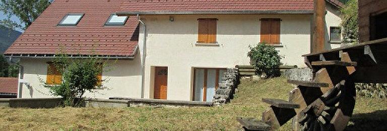 Achat Maison 5 pièces à Saint-Christophe-sur-Guiers