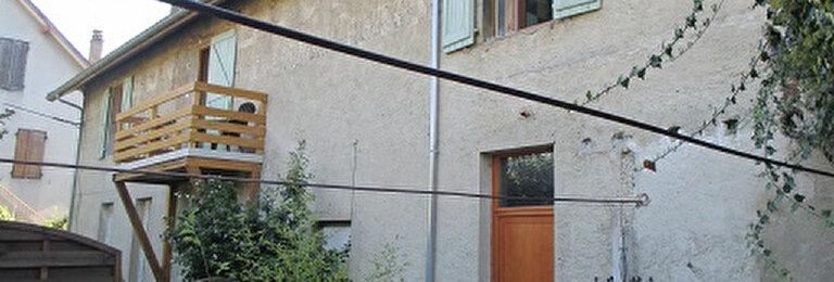 Achat Maison 5 pièces à Entre-deux-Guiers