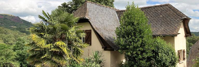 Achat Maison 5 pièces à Saint-Cyprien-sur-Dourdou