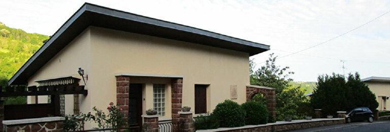 Achat Maison 4 pièces à Marcillac-Vallon