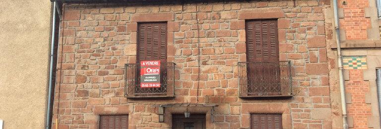 Achat Maison 5 pièces à Marcillac-Vallon