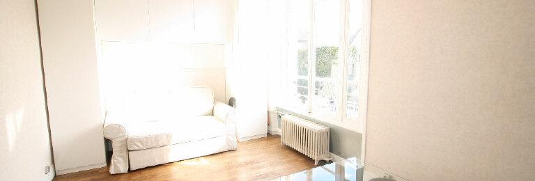 Achat Appartement 1 pièce à Clamart