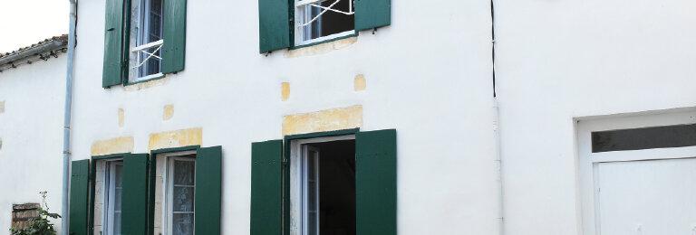 Achat Maison 6 pièces à Saint-Clément-des-Baleines