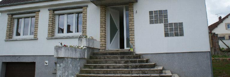 Location Maison 6 pièces à Évreux