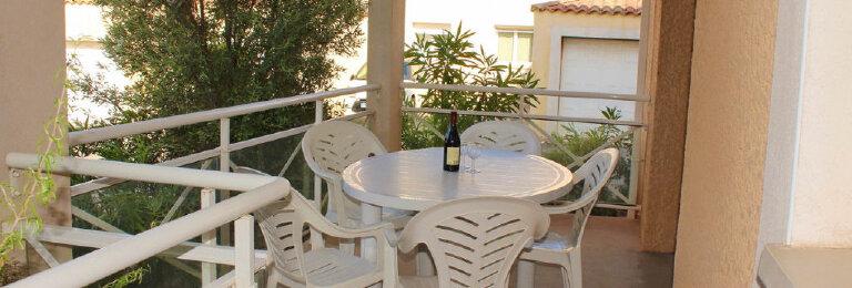 Achat Appartement 3 pièces à Marseillan