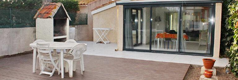 Achat Maison 4 pièces à Marseillan