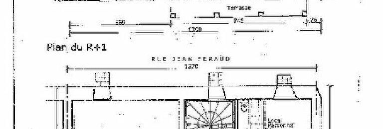 Achat Immeuble  à Cagnes-sur-Mer