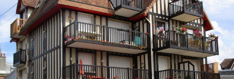 Achat Appartement 1 pièce à Houlgate