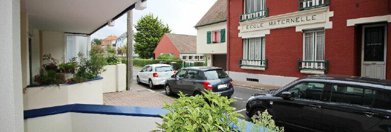 Achat Appartement 1 pièce à Le Touquet-Paris-Plage