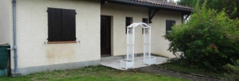 Location Maison 4 pièces à Albi