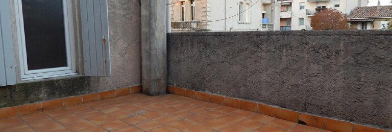 Location Appartement 3 pièces à Salon-de-Provence