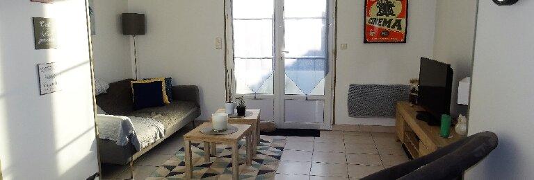 Location Maison 4 pièces à Saint-Denis-sur-Sarthon