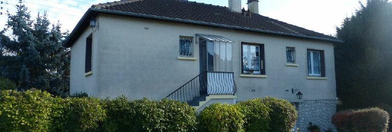 Achat Maison 4 pièces à Nogent-le-Rotrou